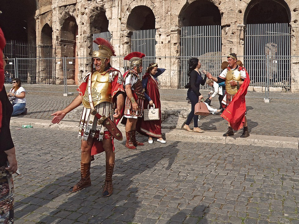 Top 4 Surprising Yet Unknown Things Related To Ancient Rome