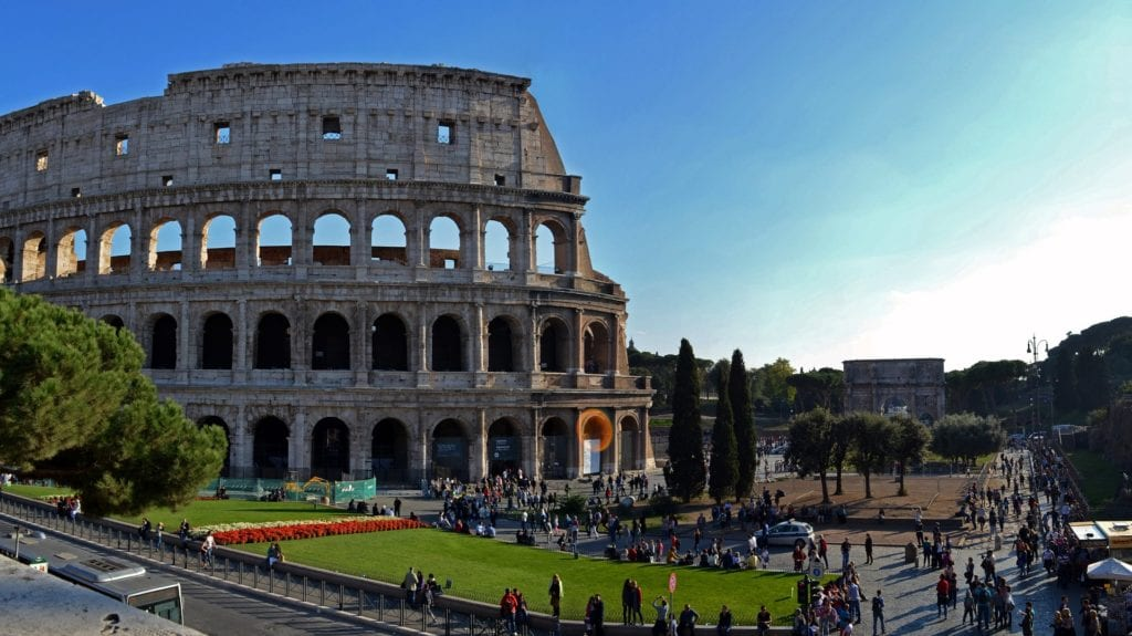 Colosseum - An Amazing Structure From The Ancient Romans