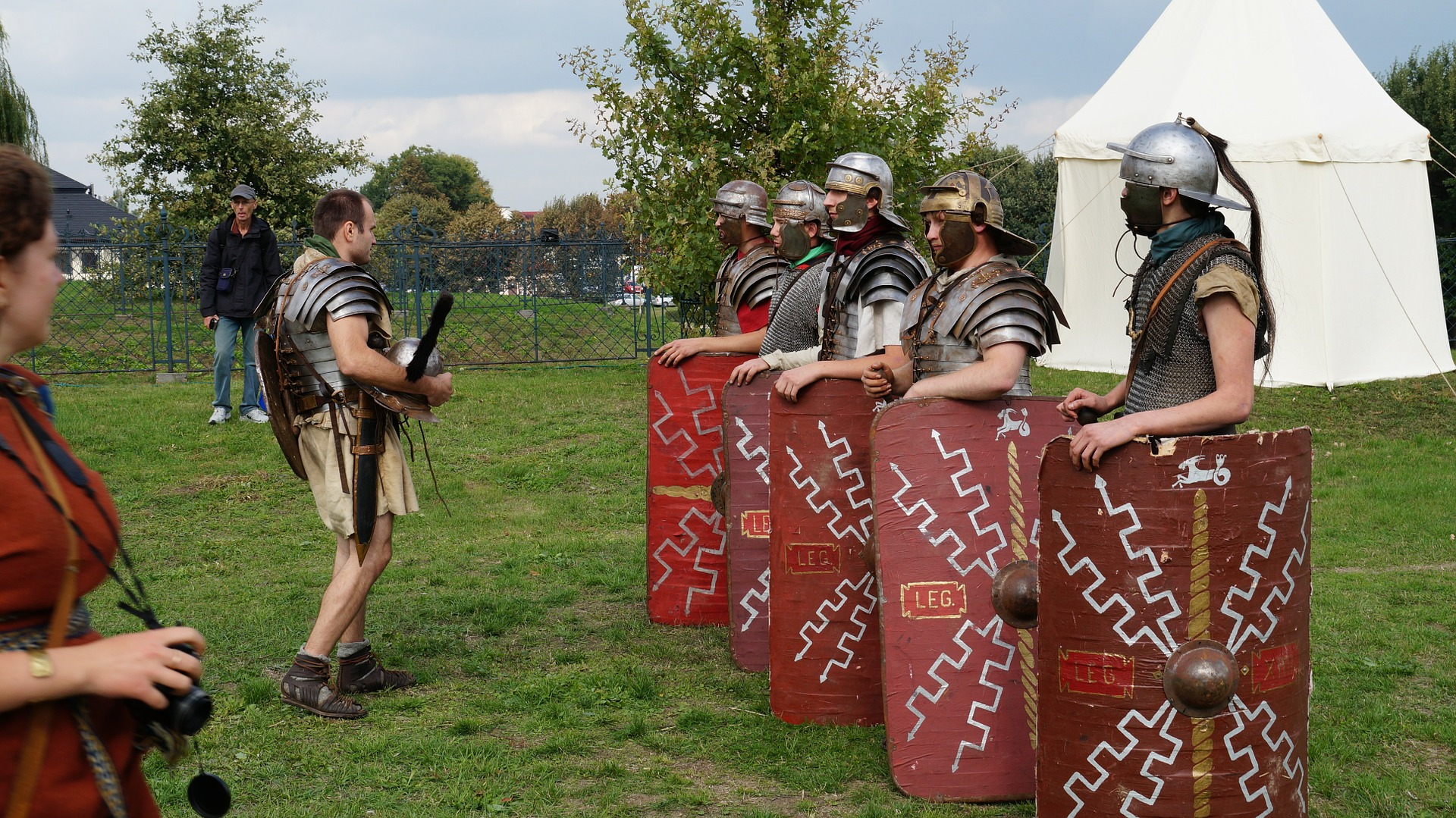 How The Roman Legion Became The Most Feared Army Unit?